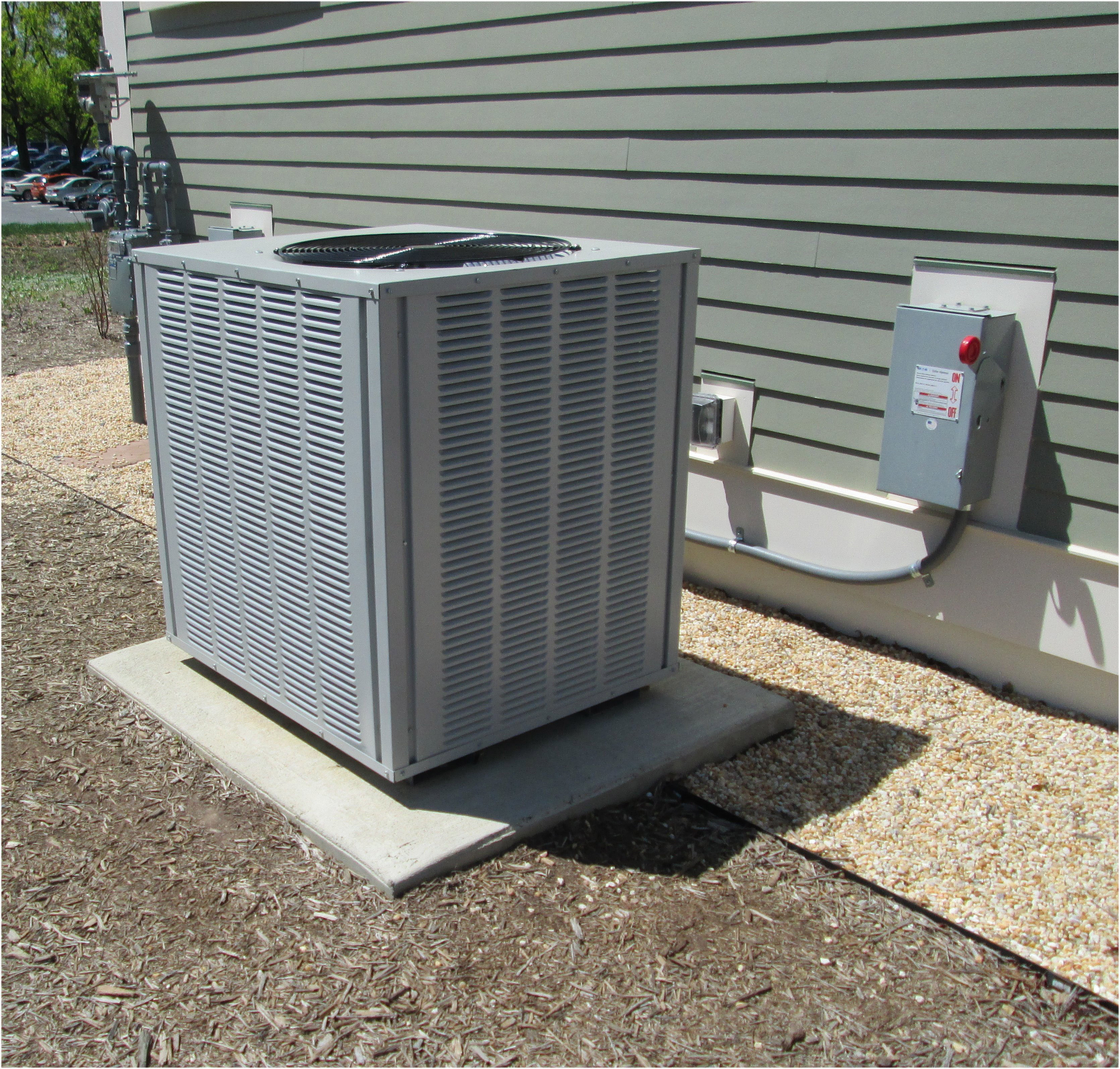 air conditioning maintenance split unit